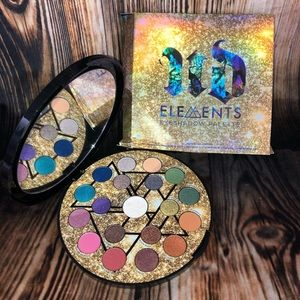 NIB Urban Decay Elements 19 Eye Shadow Palette